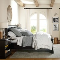 LINEN DIAMOND QUILT & SHAMS