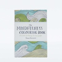 The Mindfulness Colouring Book: Anti-Stress Art Therapy for Busy People - Urban Outfitters