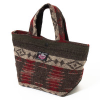 nanamica / Small tote with Snap