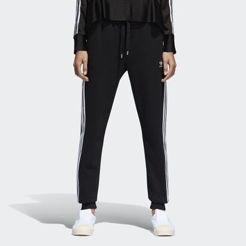 adidas Women's 3-Stripes Track Pants - Black | adidas Canada