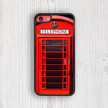 British Phone Booth iPhone Case, iPhone 5/5S Cases, Iphone 6 Case , Iphone 4/4S Cases, iphone 5c case