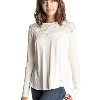 Floridays Long Sleeve Top 888701767350 | Roxy