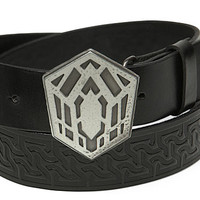 Hobbit Dwarven Leather Belt