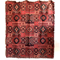 Hush-Kaaney Navajo Chief Blanket