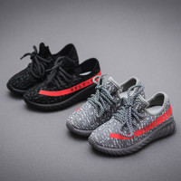 Children Sneakers 2017 Newest Yeezy Shoes Kids Sneakers for Girls Fashion Kid Mesh Breathable Sport Shoes Kids Shoes Chaussure