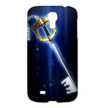 New Kingdom Hearts Keyblades Sora Samsung Galaxy S4 IV I9500 Hard Case Cover