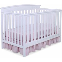 Delta Children's Products Gateway 4-in-1 Fixed-Side Crib, (Choose Your Finish) - Walmart.com