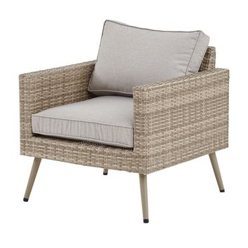 Pantano Lounge Chair with Cushions