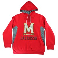 Maryland Lacrosse Hoodie 2016 | Lacrosse Unlimited