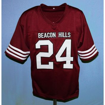 Beacon Hills Teen Wolf Football Jersey