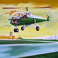 Teaching Pictures Helicopter Airplane Transportation School Childrens Poster Childrens School Art