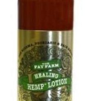 The Fay Farm HOE Healing Hemp Lotion- 8oz