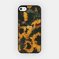 for iPhone 6/6S - High Quality TPU Plastic Case - Love - Heart - Sunflower - Vintage - Hipster