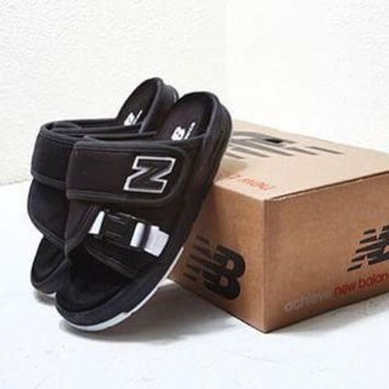 DCCK1IN new balance velcro sandal