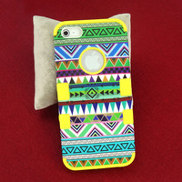 Tribe Pattan Protective Case for iPhone 5