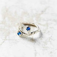 HLSK Alver Blue Spinel Ring