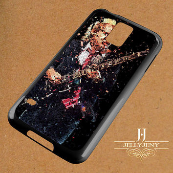Acdc Angus Young Juan Osborne Samsung Galaxy S3 S4 S5 S6 S6 Edge Case | Galaxy Note 3 4 Case