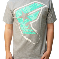 Famous Stars And Straps Men's Tropicali BOH Graphic T-Shirt