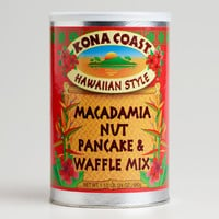 Kona Coast Macadamia Nut Pancake & Waffle Mix - World Market