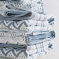 Chevron Towel Collection