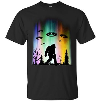 Bigfoot UFO Abduction Northern Lights Believing Gifts