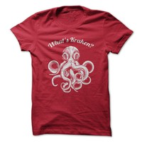 What's Kraken T-Shirt