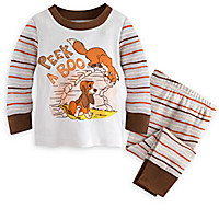 The Fox and the Hound PJ PALS for Baby