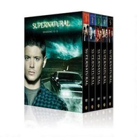 Supernatural: Seasons 1-5 Box Set | WBshop.com |