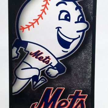 Mets Mascot Baseball Phone Case Cover - Select Model