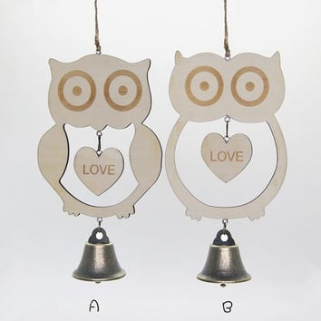 Wooden Wind Bell Innovative Gifts Decoration Crafts Home Decor [6281695750]
