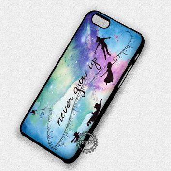 Watercolor Disney Quote - iPhone 7 Plus 6 5 4 Cases & Covers