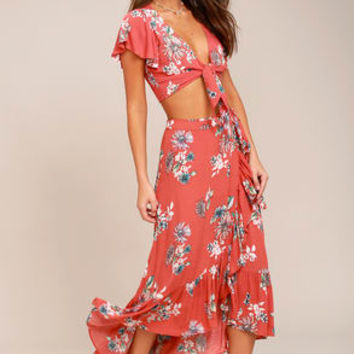 Vacation Dresses, Resort Wear, Floral Dresses at Lulus.com