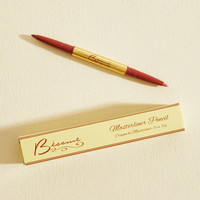 Rip-Roaring Radiance Lip Liner Duo in Rose and Petal | Mod Retro Vintage Cosmetics | ModCloth.com