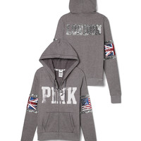 NEW! Limited Edition London Full-Zip Hoodie