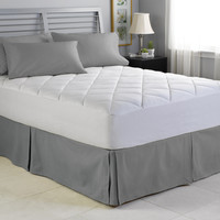 Spring Air Illuna Ultra Plush Comfort Queen-Size Mattress Pads