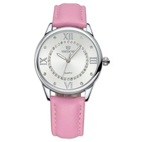 Great Deal Trendy Gift Designer's New Arrival Good Price Awesome Stylish Ladies Noctilucent Watch [8423936577]
