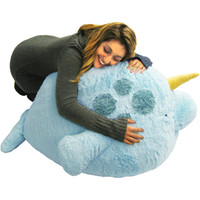 Massive Narwhal Bean Bag