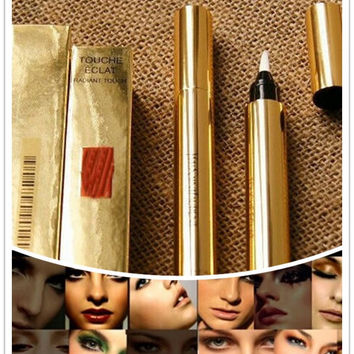 Brand Makeup Maquiagem Contour palette Concealer Out Crayons High Light Brightens Face Primer 2.5ML 2 color