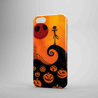 Jack Skellington Halloween iPhone Case Galaxy Case Im 3D