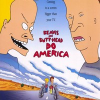 Beavis and Butthead Do America 27x40 Movie Poster (1996)