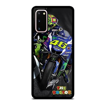 MOTO GP ROSSI THE DOCTOR STYLE Samsung Galaxy S20 Case
