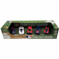 Top Dog 5-Piece Diecast Gift Set - MLB Chicago Cubs