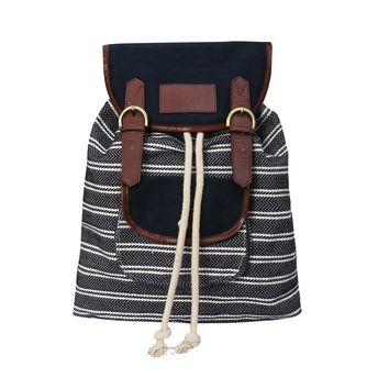 Phive Rivers Women's Jacquard Fabric Backpack -PRU1357