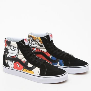 Vans - Disney Sk8-Hi Reissue Shoes - Mens Shoes - Multi