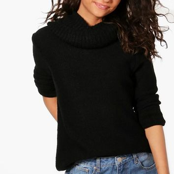 Tall Roll Neck Jumper | Boohoo