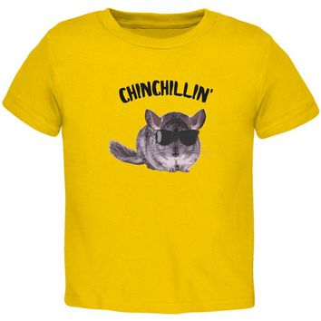 Chinchillin Chinchilla Toddler T Shirt