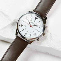 Breda 2384 Watch- Silver One