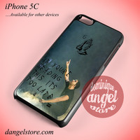 Drake Its Too Late Phone case for iPhone 5C and another iPhone devices