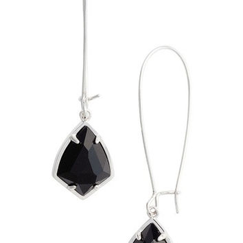 Kendra Scott 'Carrine' Semiprecious Stone Drop Earrings - Multiple Colors