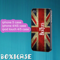 The Beatles---iphone 4 case,iphone 5 case,ipod touch 4 case,ipod touch 5 case,in plastic,silicone and black,white.